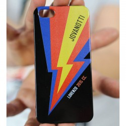 "cover iPhone 5 Jovanotti ""Fulmine"""