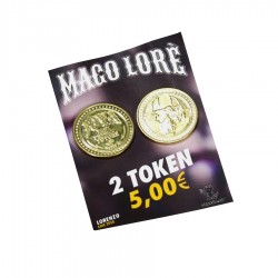 Kit token Mago Loré (2 gettoni)