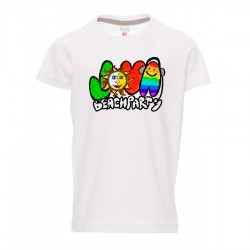 t-shirt Junior Jova Beach Party