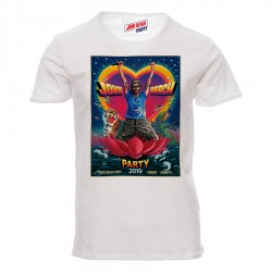 t-shirt poster Jova Beach Party